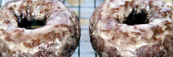 Chocolate Glaze Donuts