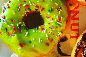 Sprinkles Donut