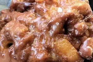 Apple Fritter Donut