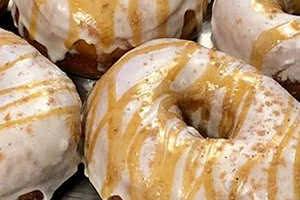 Eggnog Donut