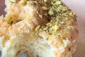 Pistachio Donut