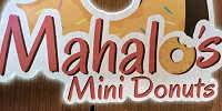 Mahalos Coffee & Mini Donuts
