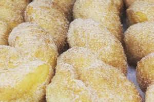 Cinnamon Sugar Donut