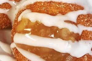 Apple Pie Donut