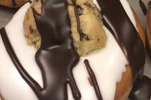 Cookie Dough Donut