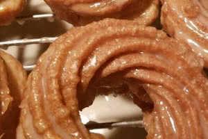 Cruller Donut